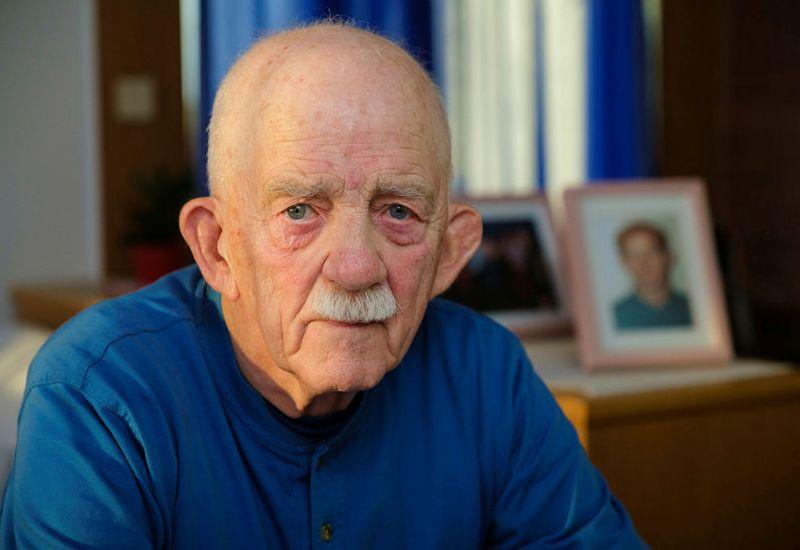 Rúnar Guðbjartsson, father of Kristinn Rúnarsson who perished in Pumori in Nepal in 1988.