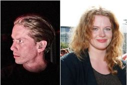 Orri Páll Dýrason og María Lilja Þrastardóttir.