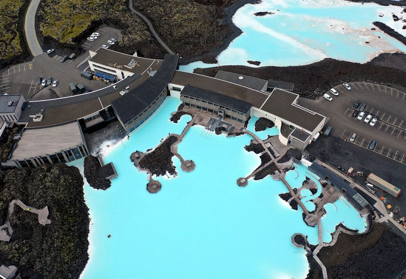 The Blue Lagoon has been closed since March 23.