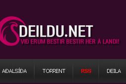 Deildu.net var ein þeirra síðna sem fjarskiptafyrirtækjum var bannað að veita aðgang að.