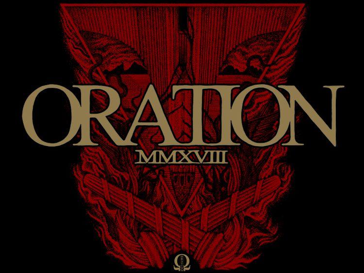 ORATION MMXVIII