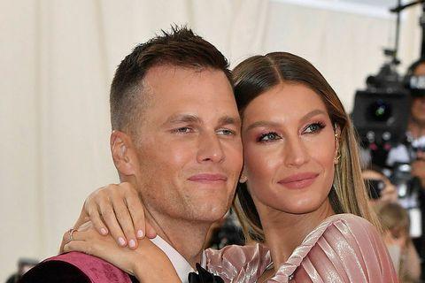 Tom Brady og Gisele Bundchen