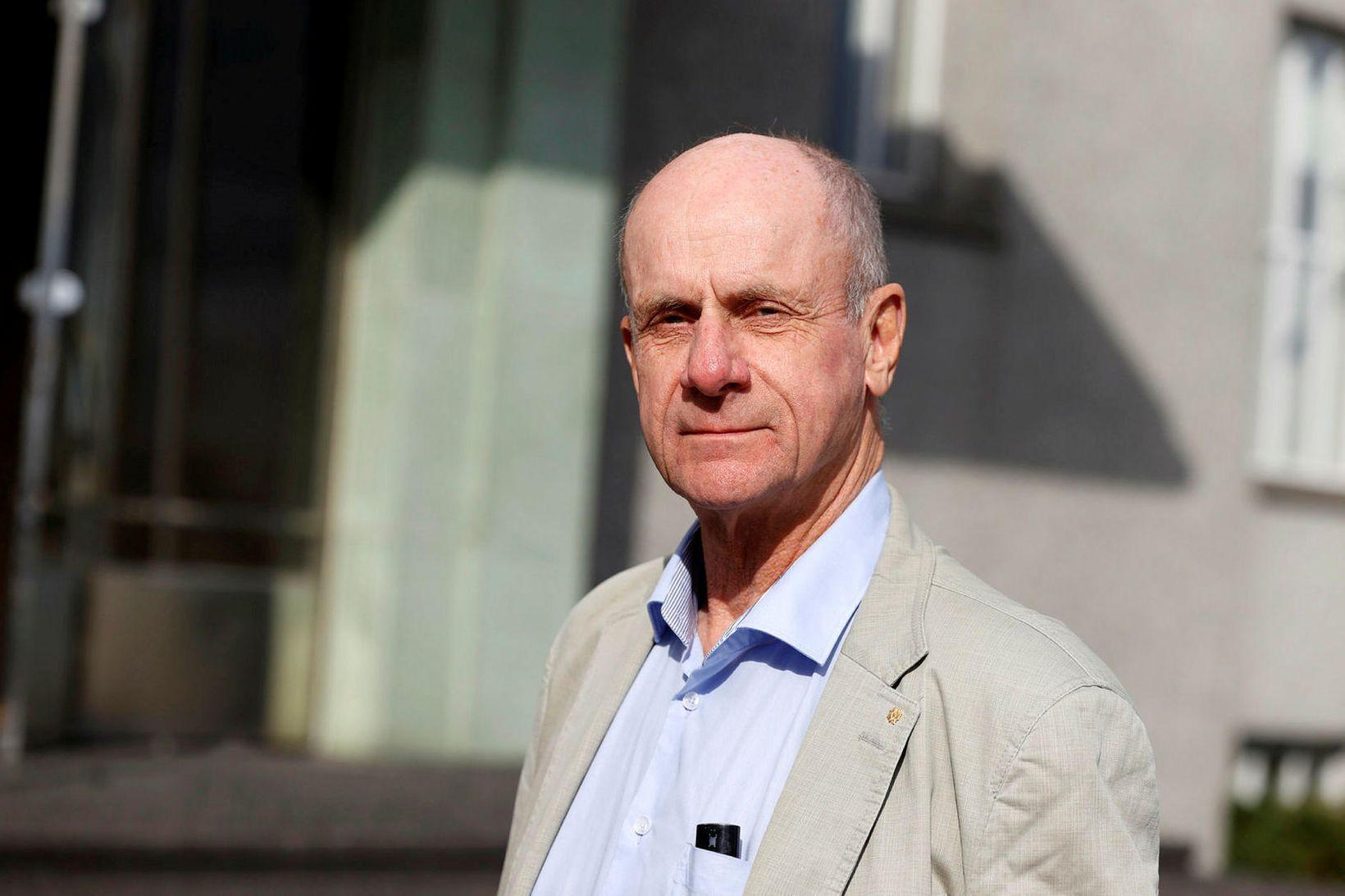 Dr Lars Lannfelt.