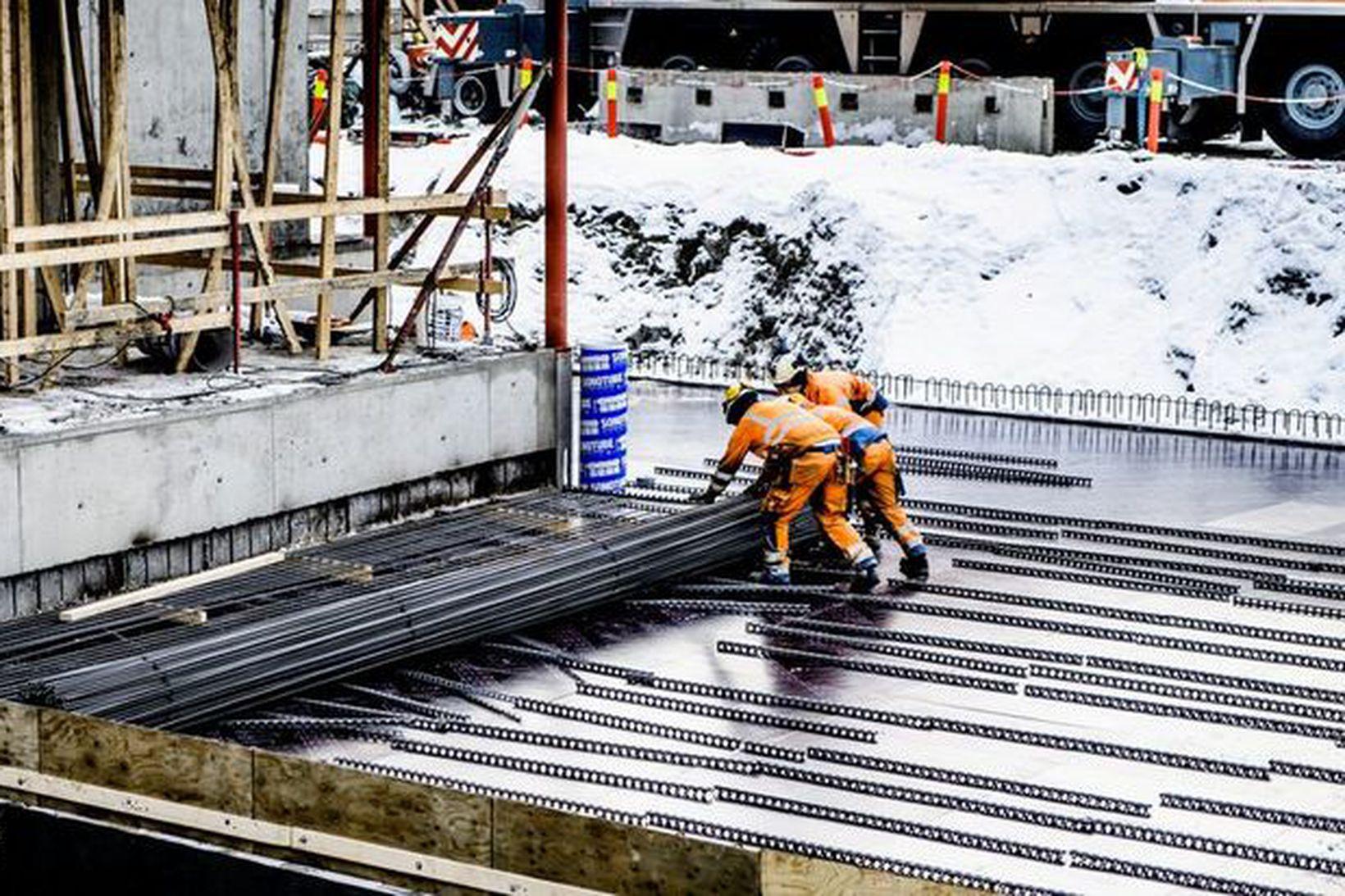 Norsk stéttarfélög segja pott víða brotinn í starfsemi starfsmannaleiga þar …