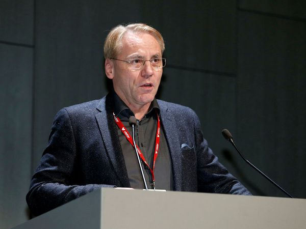 Karl G. Kristinsson, head physician at the medical microbiology and virology department of Landspítali