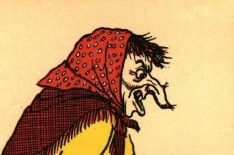 This illustration by Halldór Pétursson in an old children's book is probably the best known ...