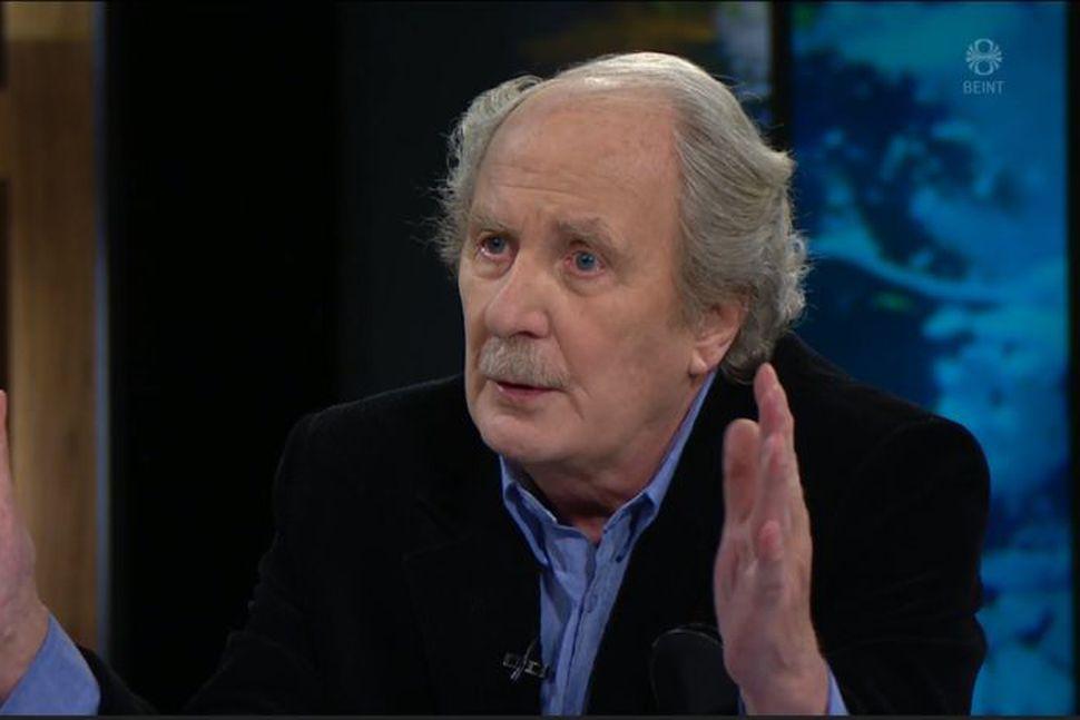 Jón Baldvin Hannibalsson.