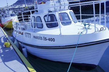 Mardís ÍS-400 er strandveiðibátur sem gerir út frá Súðavík.