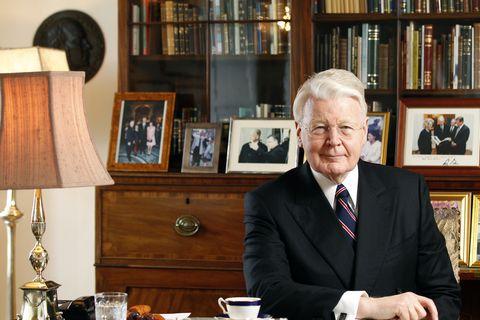 President Ólafur Ragnar Grímsson.