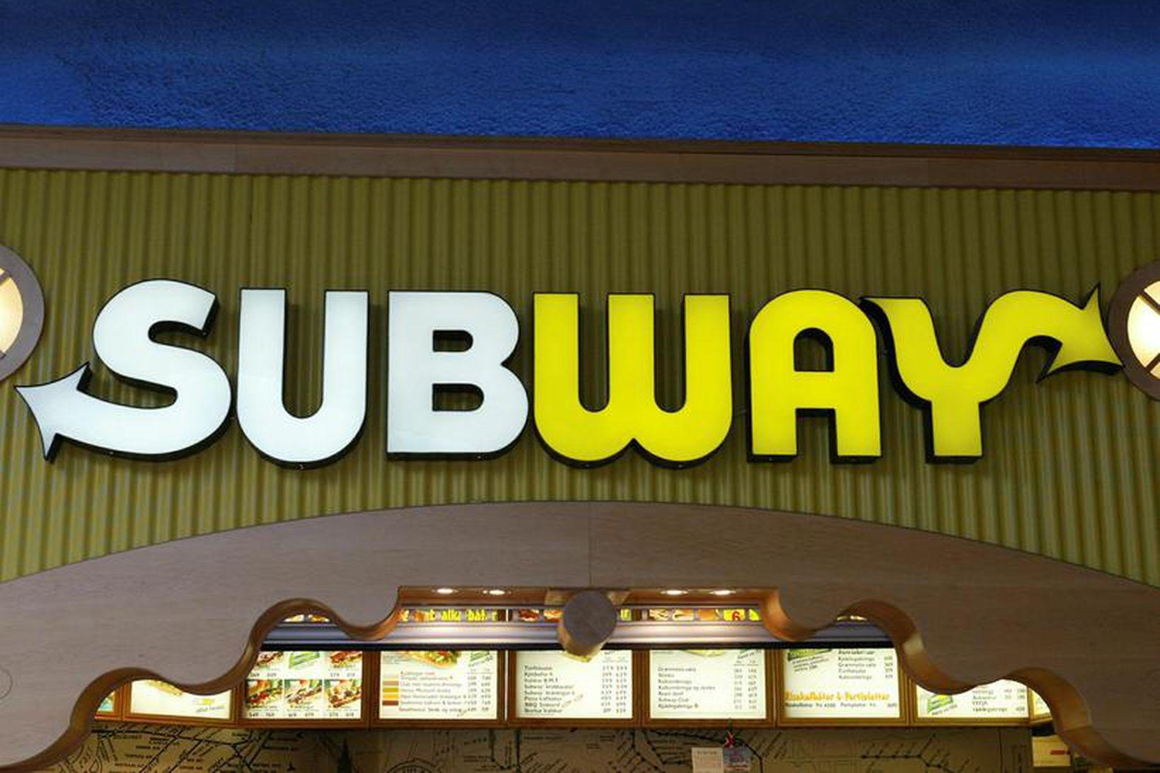 Subway. (Subway)
