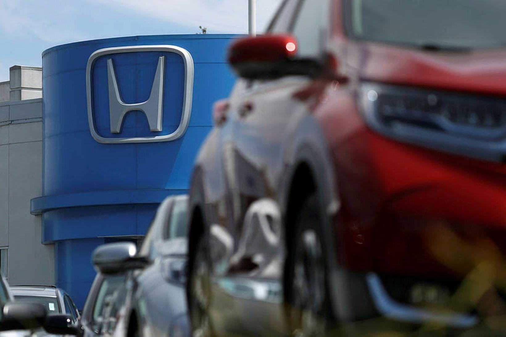 Honda.