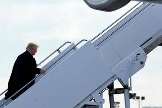 Umhverfismál virðast ekki ofarlega á dagskrá Donalds Trump, verðandi forseta Bandaríkjanna.