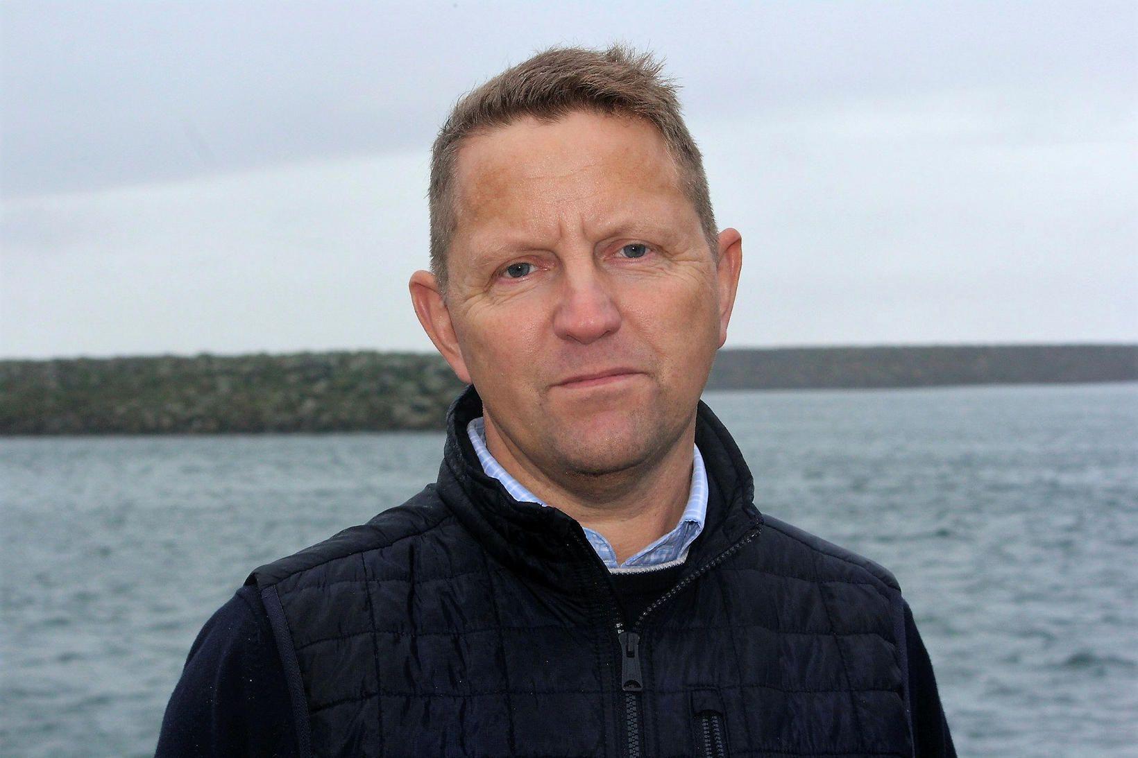 Gunnþór Ingason, framkvæmdastjóri Síldarvinnslunnar.