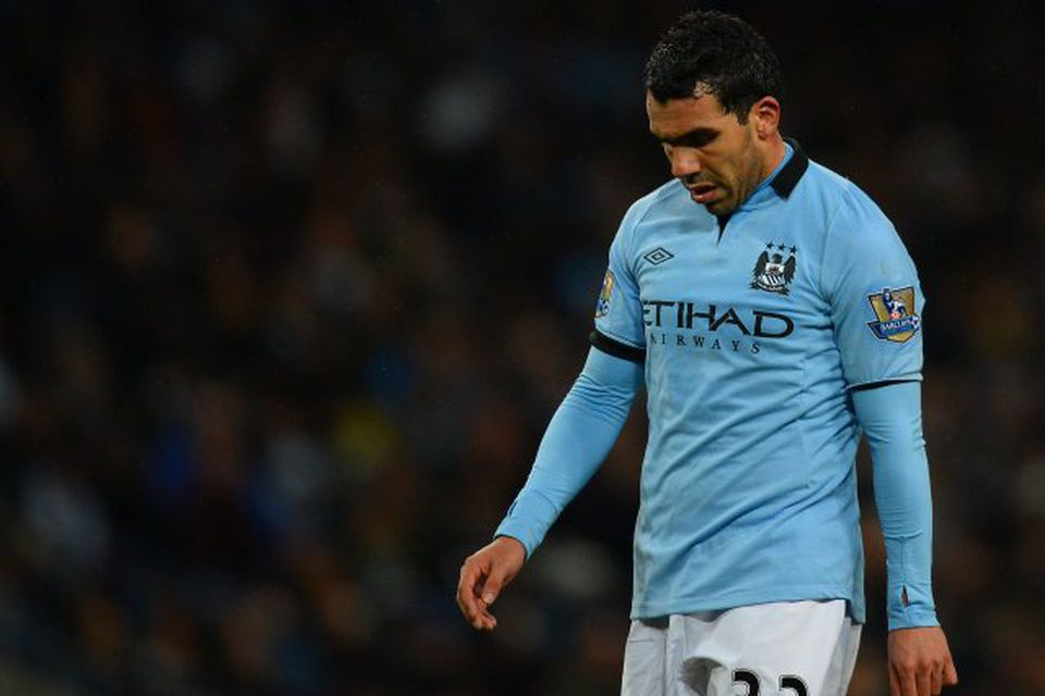 Carlos Tévez er farinn frá Englandi til Ítalíu en Juventus keypti hann af Manchester City …