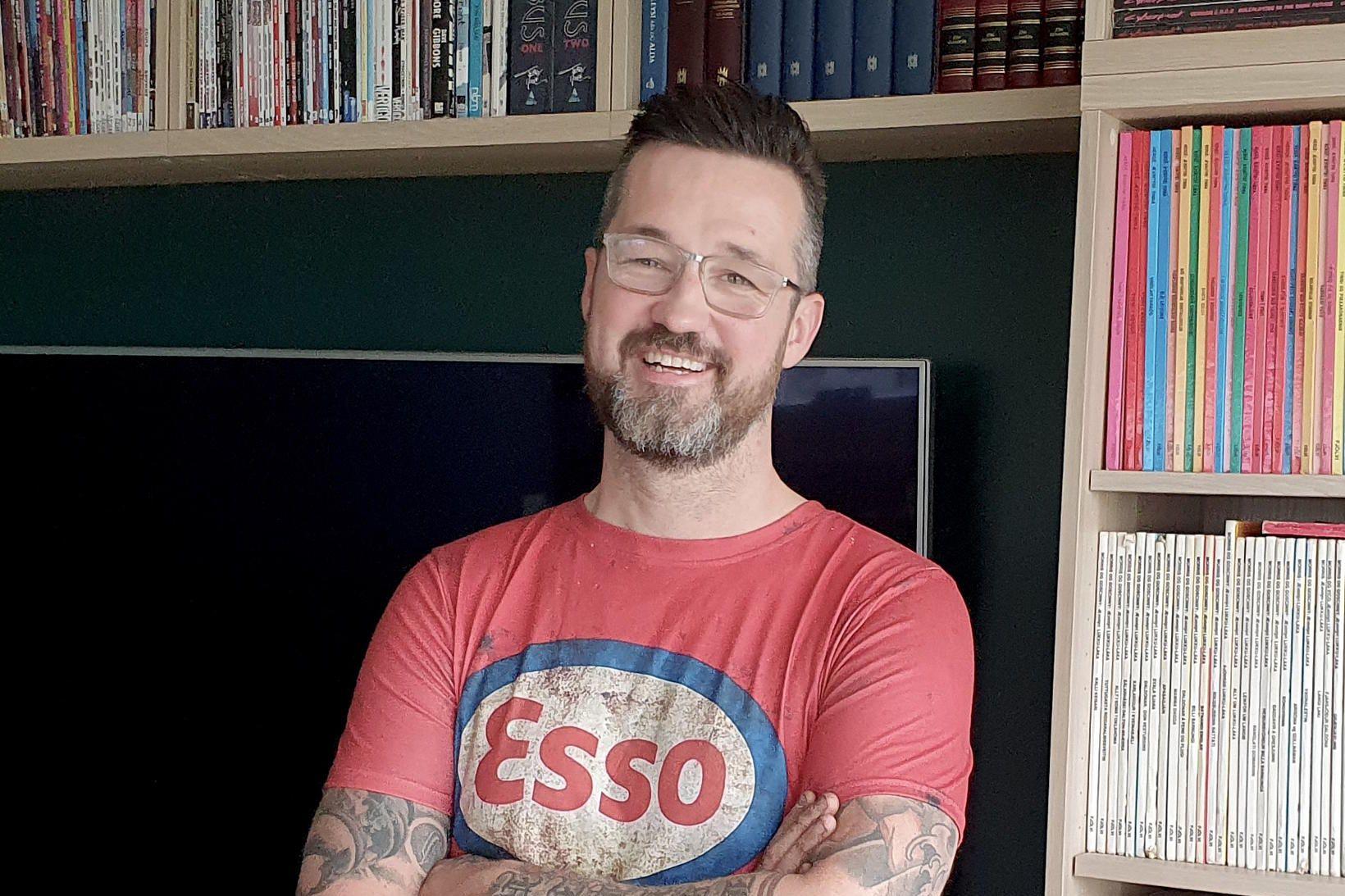 Ómar Úlfur Eyþórsson var gestur Snæbjörns Ragnarssonar.