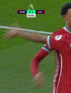 Mörkin: Liverpool vann stórleikinn