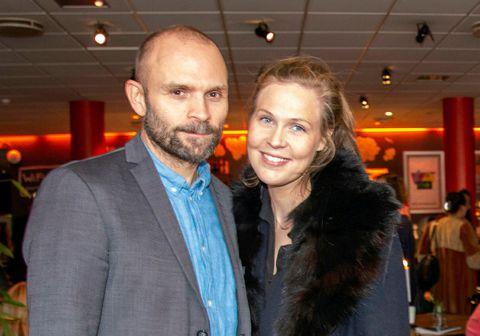 Rúnar Freyr Gíslason og Guðrún Jóna Stefánsdóttir.