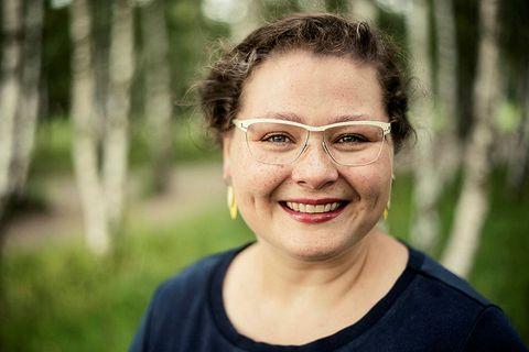Margrét Rós Harðardóttir býr í Berlín.