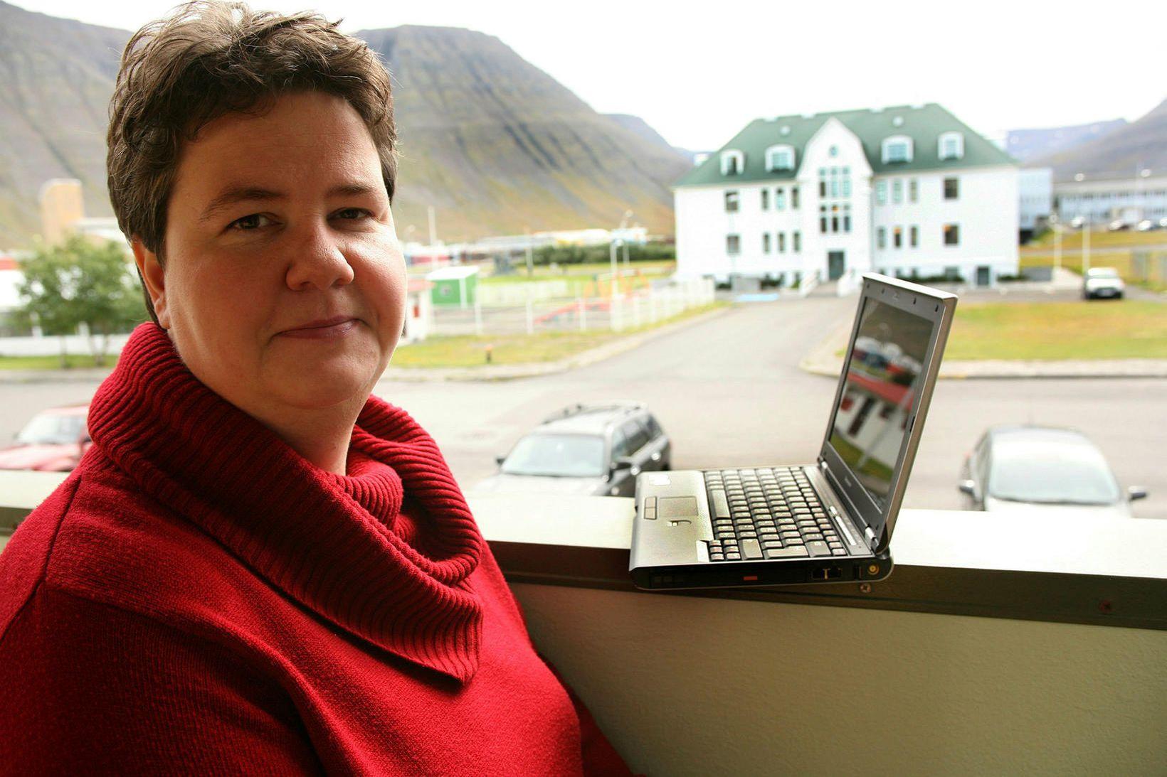 Inga María Guðmundsdóttir er stofnandi og eigandi Dress up games.