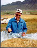 Hörður Garðarsson - Kornrækt í Eyjafirði