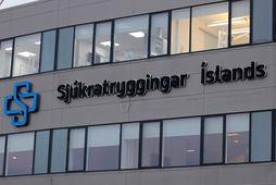 Sjúkratryggingar Íslands.