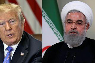 Donald Trump, forseti Bandaríkjanna, dró Bandaríkin út úr kjarnorkusamkomulagi við Íran í vor. Forseti Írans, ...
