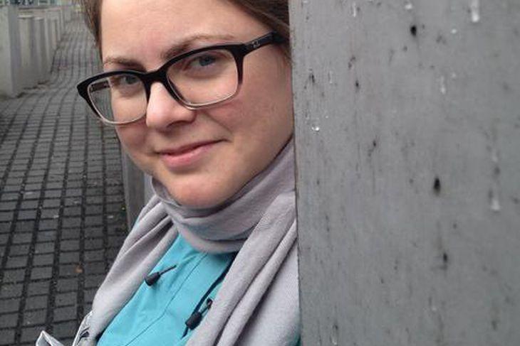 Kristín Guðmundsdóttir stofnaði fyrirtækið Kvasi Games ásamt samnemendum sínum og ...