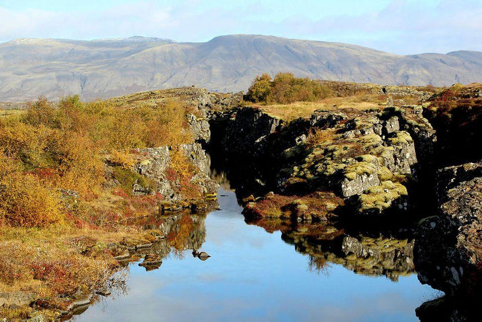 Næturfrost var á nokkrum stöðum á landinu í nótt, meðal ...