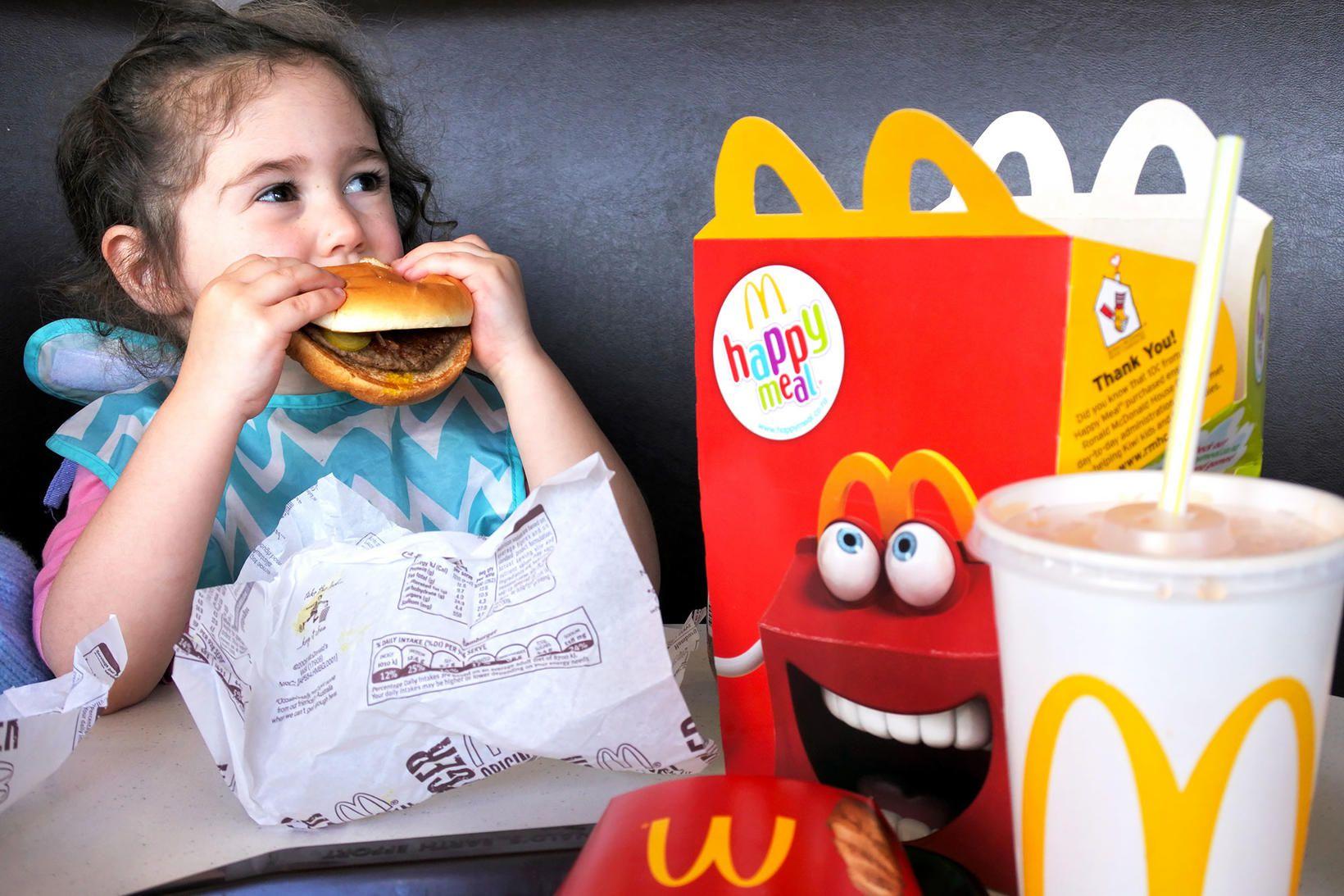Engin plastleikföng verða í barnaboxum skyndibitakeðjunnar McDonald's í nánustu framtíð.