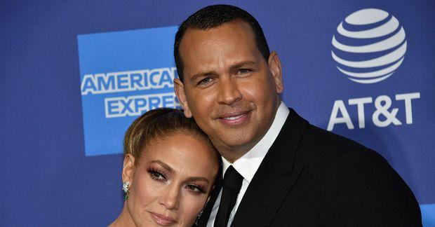 Jennifer Lopez og Alex Rodriguez hættu saman fyrr á árinu.