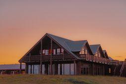 Hótel Rangá er á lista Condé Nast Traveler yfir bestu hótelin í Norður Evrópu.