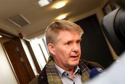 Tryggvi Gunnarsson umboðsmaður Alþingis óskar skýringa frá dómsmálaráðuneytinu á því af hverju ríkislögreglustjóra var ekki ...