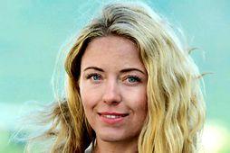 Agnes Árnadóttir hlaut verðlaun fyrir frumkvöðlastarf sitt.