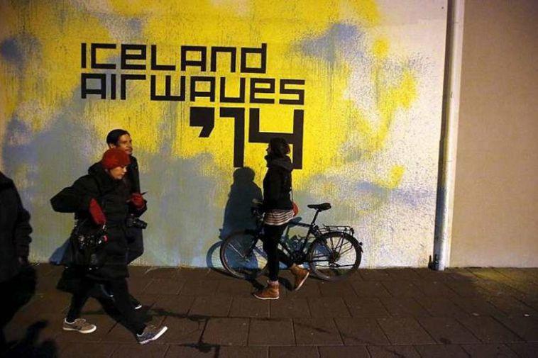 Iceland Airwaves - þriðja kvöld
