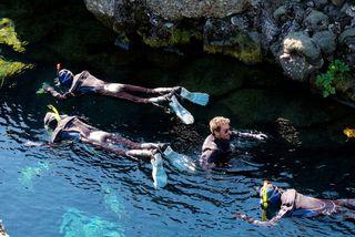 Lesendur Travel+Leisure eru hrifnir af Íslandi sem áfangastað.
