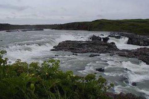 Urriðafoss í Þjórsá.