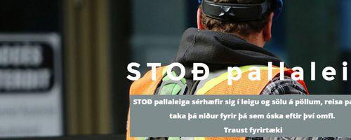 Mynd af Stoð pallaleiga ehf