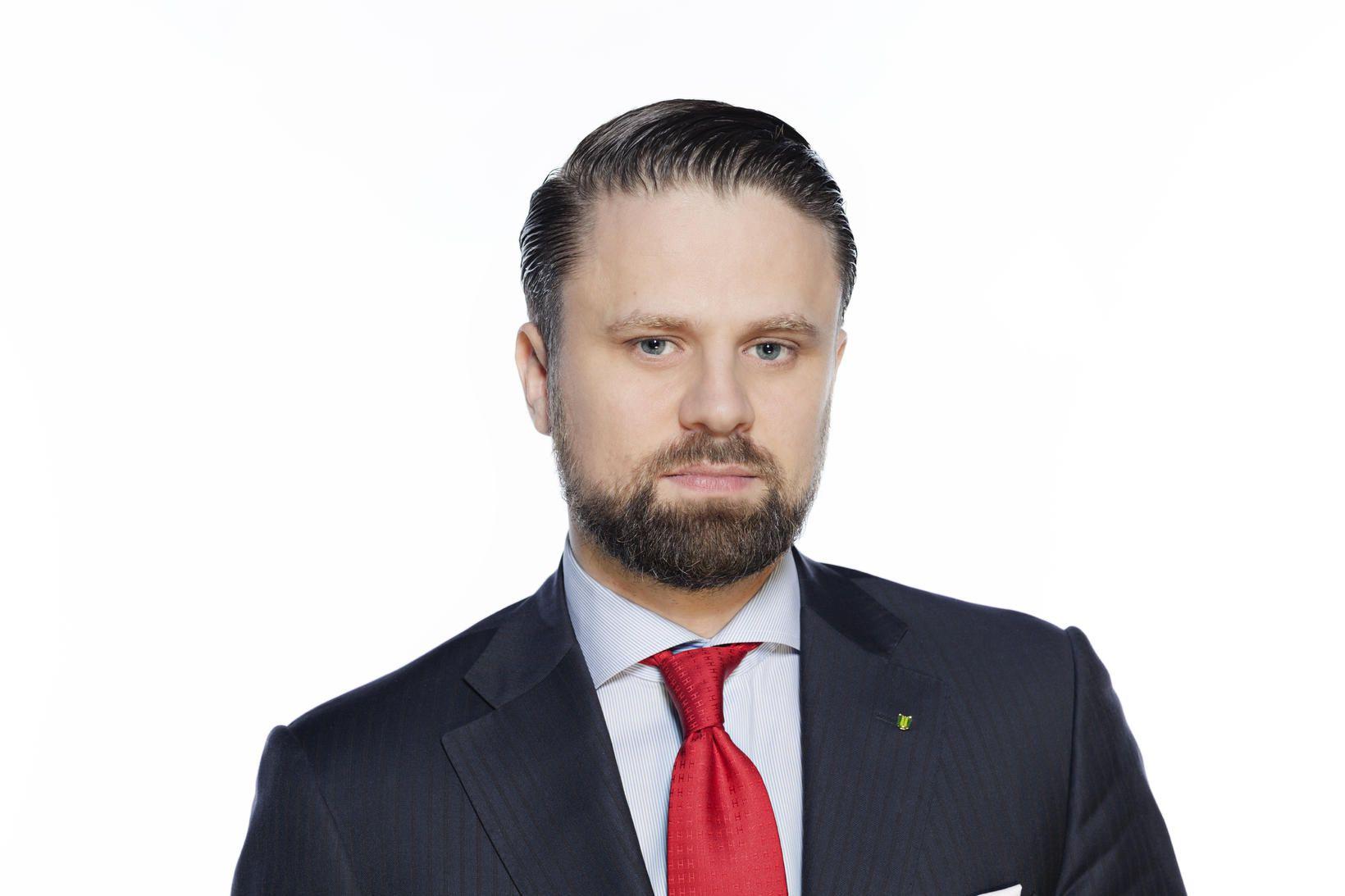 Sævar Þór Jónsson lögmaður.