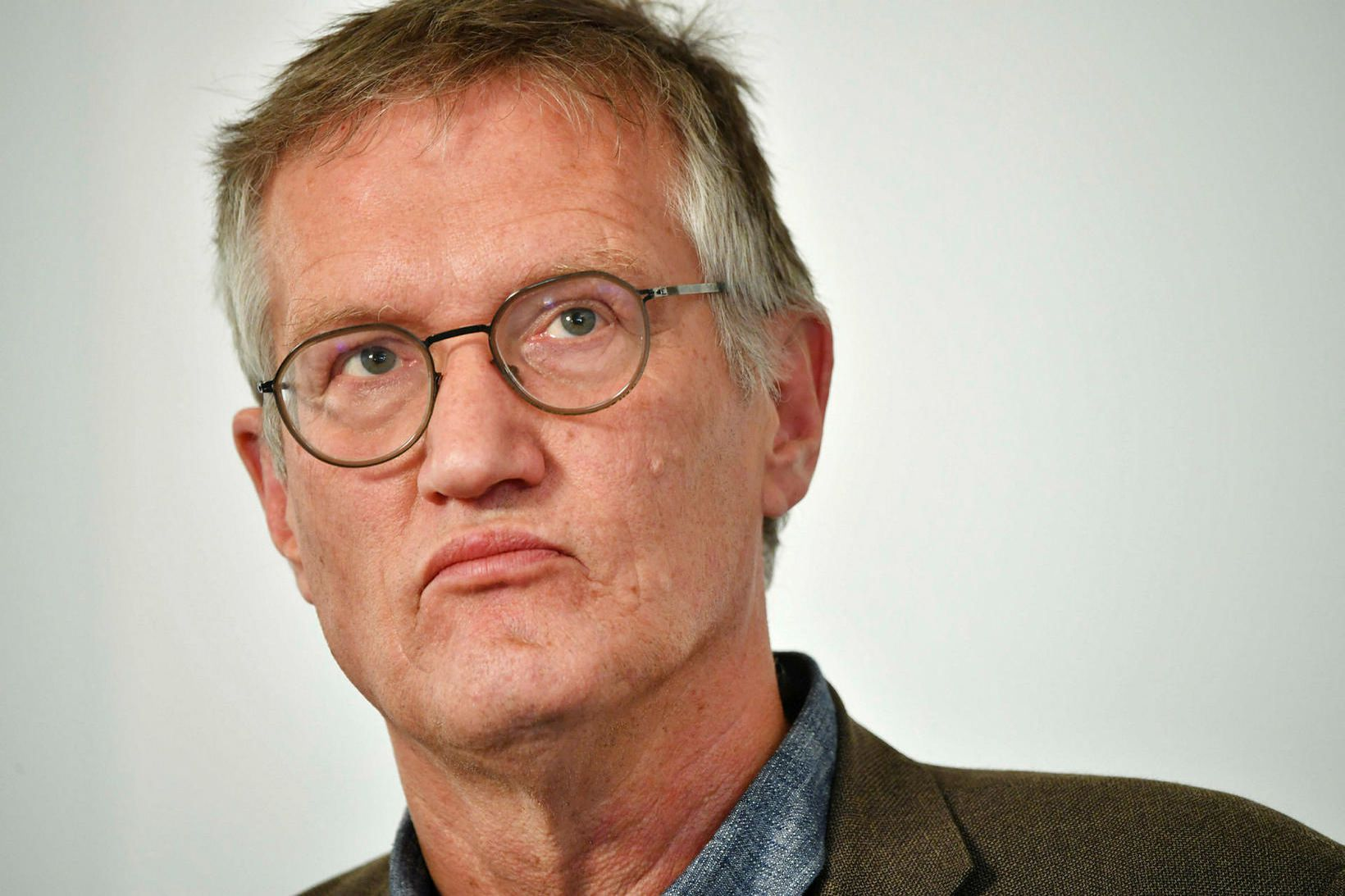 Anders Tegnell hefur nálgast heimsfaraldurinn öðruvísi en kollegar hans á …