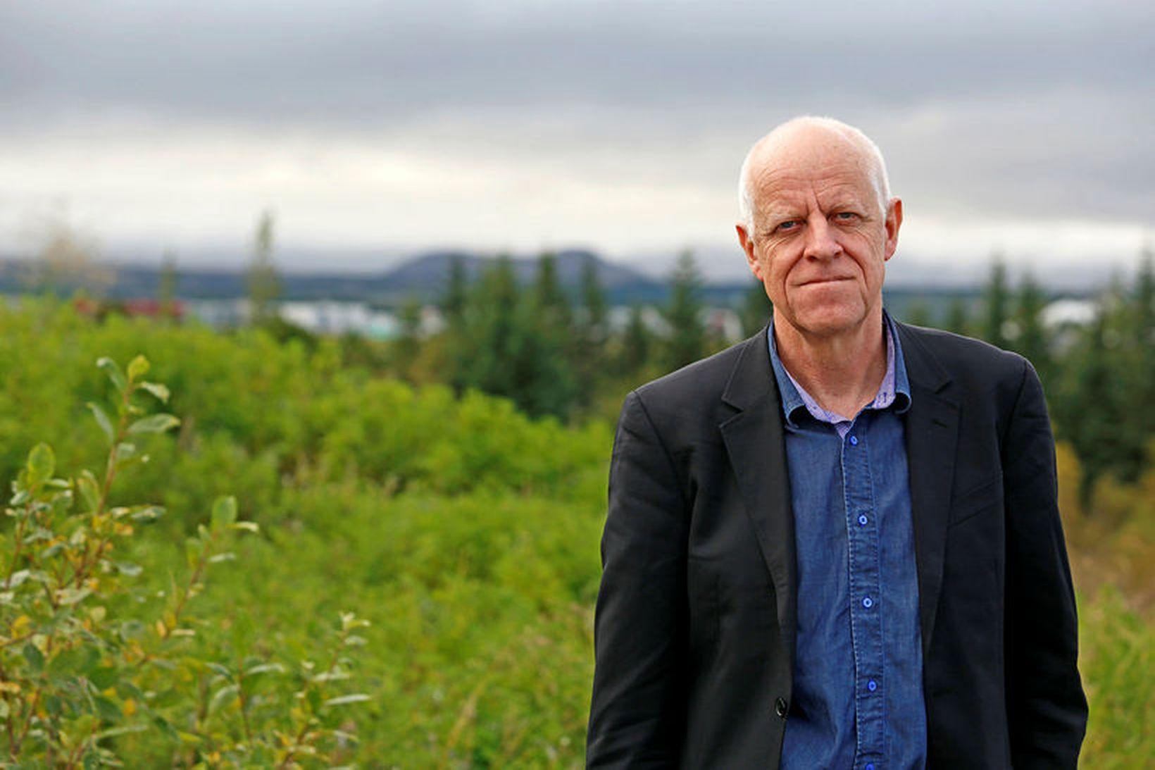 Mogens Blicher Bjerregård.