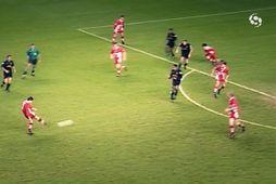 Ótrúleg endurkoma Liverpool gegn United (myndskeið)