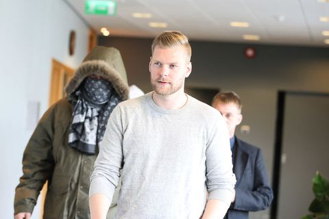 Þorgils vísar því alfarið á bug að hann hafi aðstoðað Sindra við flóttann.