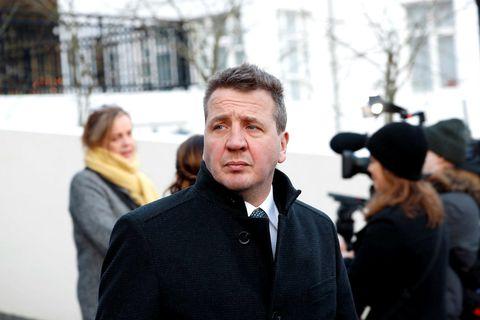 Minister for Foreign Affairs Guðlaugur Þór Þórðarson.