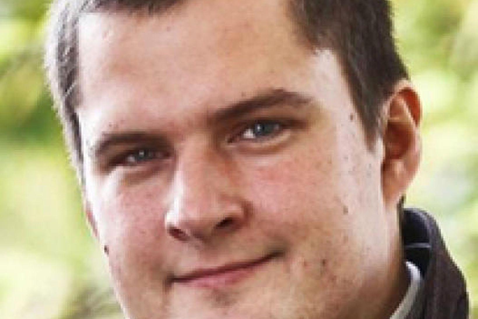 Pawel Bartoszek, stærðfræðingur og pistlahöfundur.