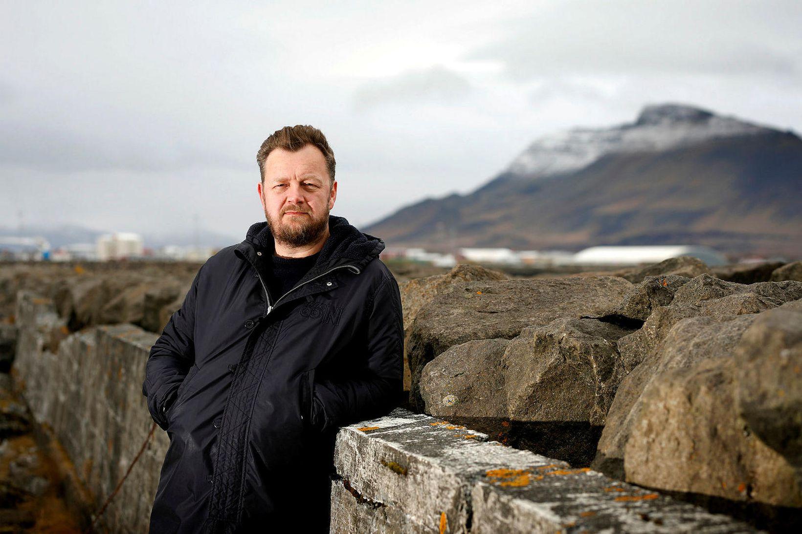 Ólafur Páll Gunnarsson.