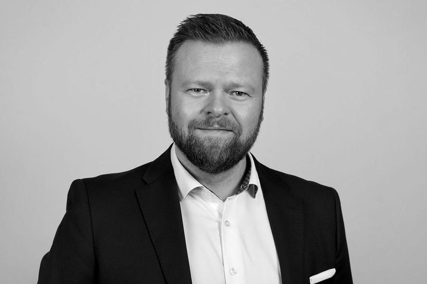 Georg Haraldsson nýr forstöðumaður Stafrænnar þjónustu.