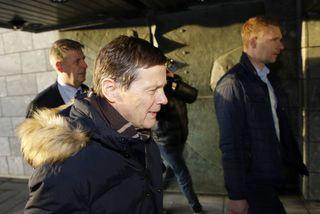 Þorsteinn Már Baldvinsson, forstjóri Samherja, hefur stefnt Má Guðmundssyni og Seðlabanka Íslands.