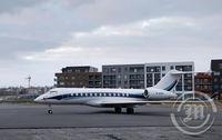 Einkaflugvél á Reykjavíkurflugvelli