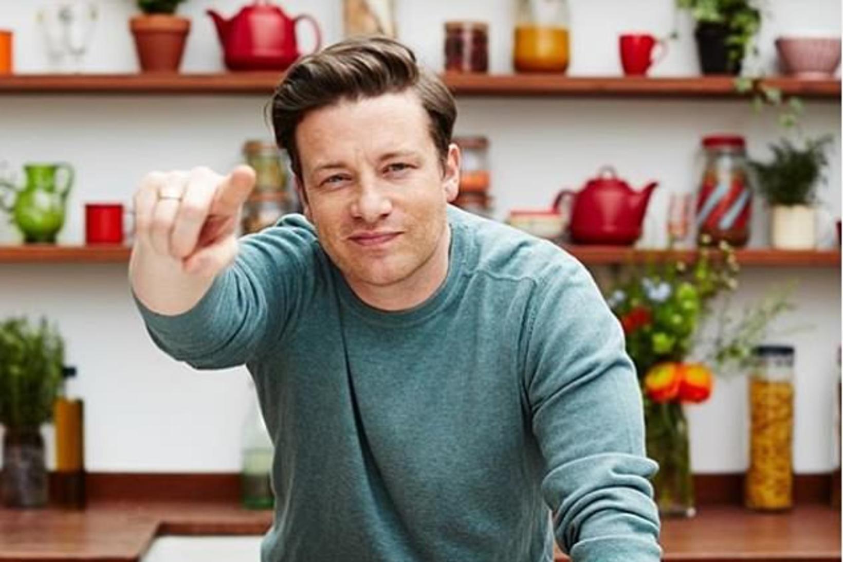 Jamie Oliver býður okkur upp á súrdeigspönnukökur.