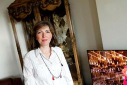 Lina Ashouri hefur búið á Íslandi frá febrúar 2015. Hún kemur frá Aleppo í Sýrlandi …